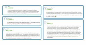 Además del estudio de mercado, obtuvimos para Feliway excelentes reviews legítimas