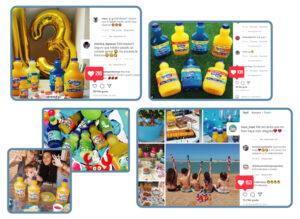 Patrocinamos 1.000 fiestas de cumpleaños: WOM, UGC y embajadores de marca