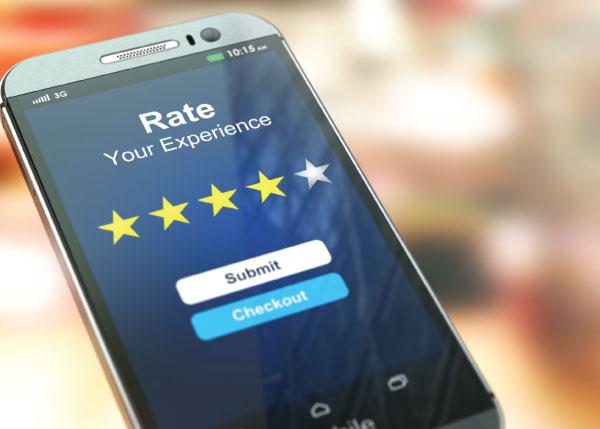 Rates & Reviews
