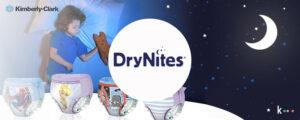 Campaña de marketing para DryNites
