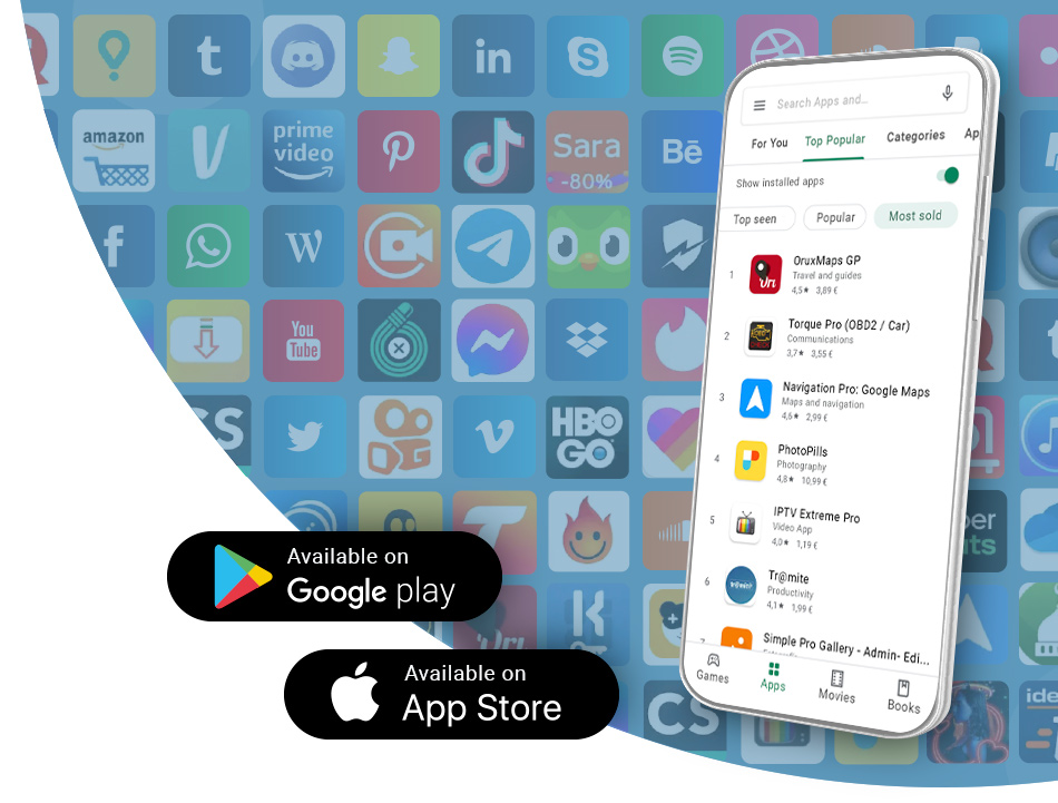 Getting app downloads organically is possible with Kuvut