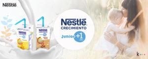 Muestreo de productos para Nestlé directo en los hogares de los consumidores