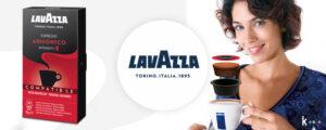 Muestras a domicilio y sampling segmentado para Lavazza