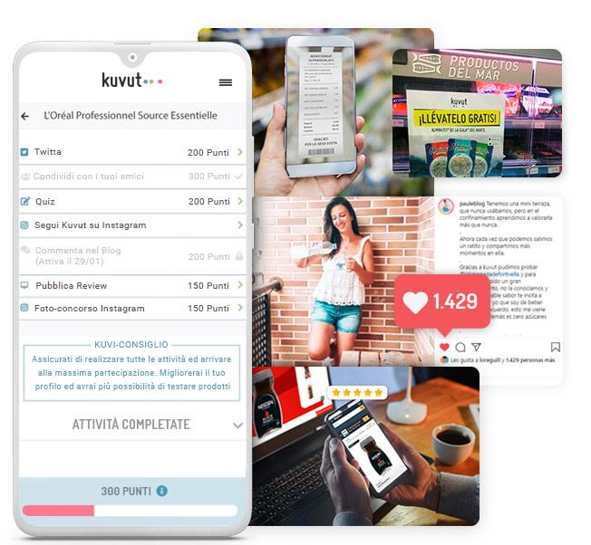 WOM marketing e Influencer Marketing