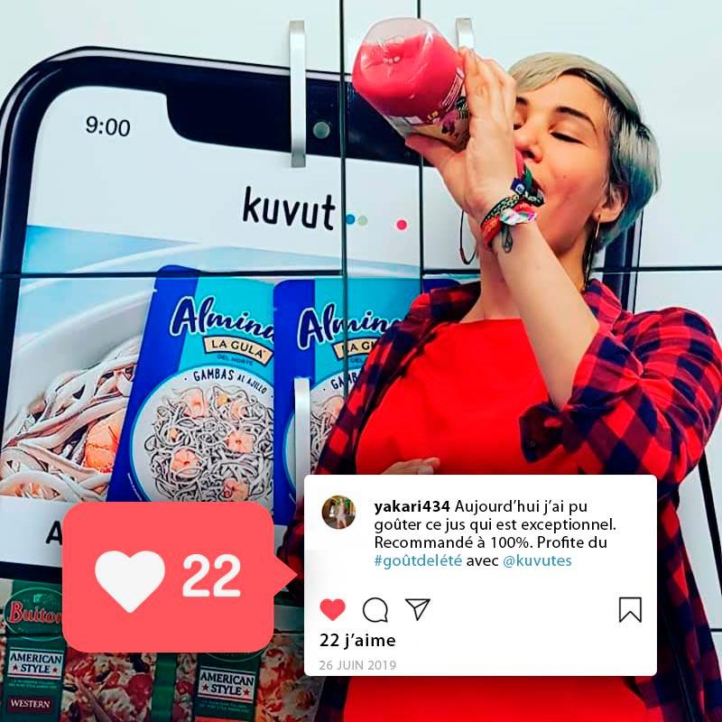 Marketing d'influence profils de consommateurs