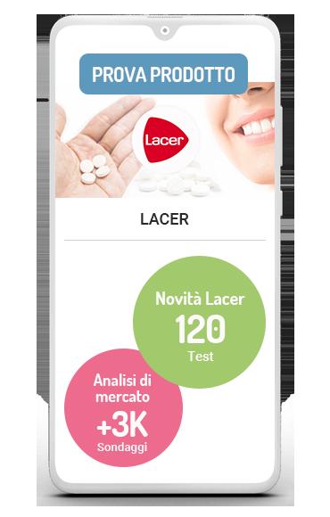 Analisi di mercato business case Lacer