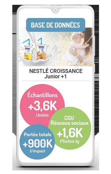 Business case échantillons Nestlé