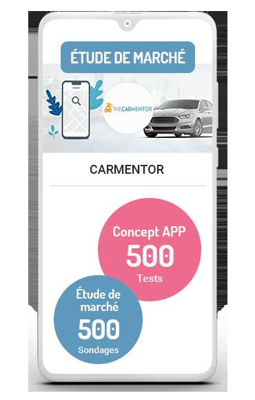 Business case étude de marché Carmentor