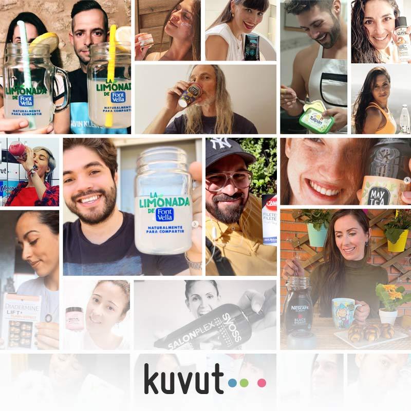 Échantillons à domicile base de données Kuvut
