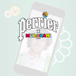 Marketing de influencers para Perrier x Murakami
