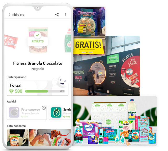 Vendite Sampling Direct to Consumer