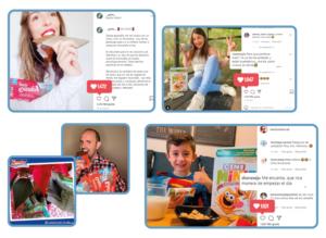 Las marcas descubrieron que los influencers podían llegar al consumidor, estando en el mismo lugar que ellos se encontraban: en casa