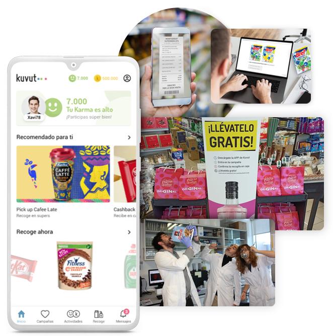 Realiza campañas de influencers marketing y añade otros módulos y objetivos