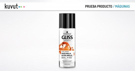 GLISS Total Repair Mascarilla Extra Brillo